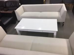 白ソファセット1