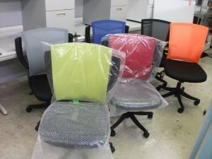 新品 事務椅子
